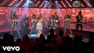 Gwen Stefani - You Make It Feel Like Christmas (Live On Jimmy Kimmel Live!/2018)