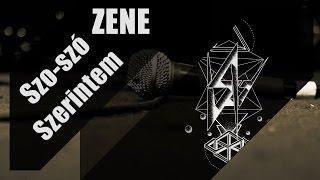 Szo-szó - Szerintem [OFFICIAL LYRIC VIDEO]