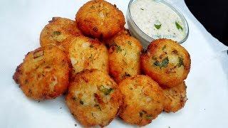 Aloo-Suji Cutlet || Potato-Semolina Cutlet || Easy & Tasty Snack Recipe