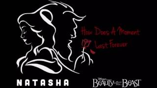 Céline Dion - How Does A Moment Last Forever (NATASHA | COVER)
