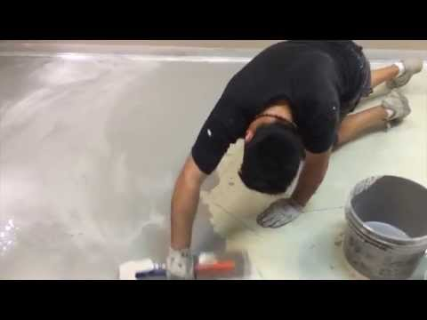 Come realizzare un pavimento in resina fai da te fai da for Pavimenti in resina fai da te