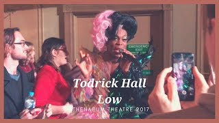 """TODRICK HALL - LOW"" live from the Athenaeum Theatre"