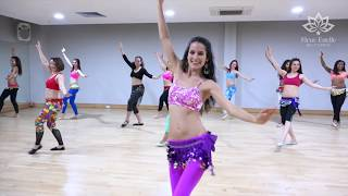 Belly Dance Level 1/2 at Fleur Estelle Dance School in London