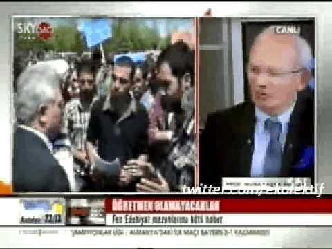 Formasyon Sorununa Dair Dekan Görüşleri [Prof. Dr. Musa Yaşar SAĞLAM] [Ekolektif.Org]