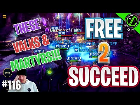 Floor 94 Is ANNOYING, But We Did It | Free 2 Succeed - EPISODE 116