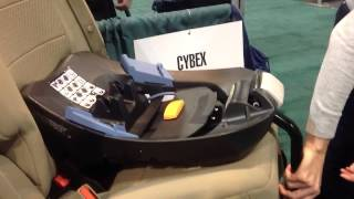 CarseatBlog.com: Cybex Aton 2 with Load Leg Preview