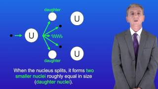 GCSE Science Physics (9-1 Triple) Nuclear Fission and Nuclear Fusion