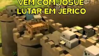Vem com Josué lutar em Jericó