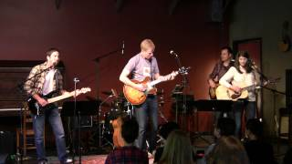 "Erik, Leigh, and Steve covering ""Carpetbaggers"" by Johnathan Rice"