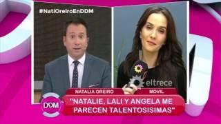 Natalia Oreiro habló sobre el fenómeno Lali Espósito y Ángela Torres