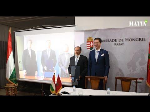 Video : Nucléaire : Le CNESTEN s'allie au Centre de recherches énergétiques de Hongrie