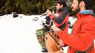 Tambores de candombe - Ruso Giovagnetti