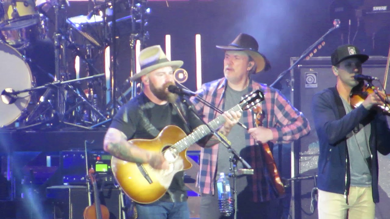 Zac Brown Band Down The Rabbit Hole Tour Schedule 2018 In Hartford Ct