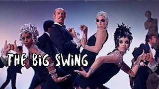Fab Samperi - The Big Swing - ( Official ) 'Blue Cover' series,  EP Vol 3 - Electro Swing