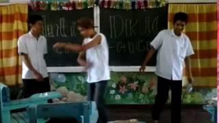 Grade 9 Helium Anti-Drug Campaign Jingle