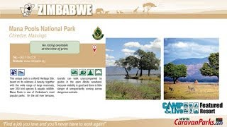 Mana Pools National Park - Featured Resort