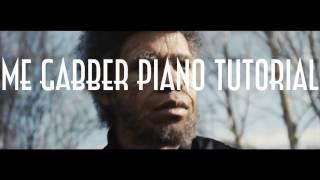 Me Gabber Piano Tutorial - FreezeMix Ft. JeBroer