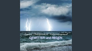 Beethoven Ode to Joy Classical Music and Tropical Storm Sound, Nature Sound for Natural Lucid...