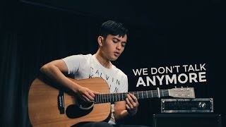 Charlie Puth - We Don't Talk Anymore (Feat. Selena Gomez) Cover by Obiet