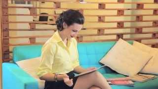 Video para internet com a atriz Alessandra Siqueyra