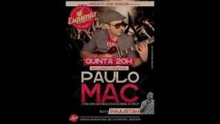 SHOW PAULO MAC - Esquenta Santos - 23/01/2014