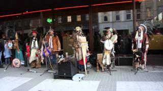 Indianie 4 Poznań 11.11.2011