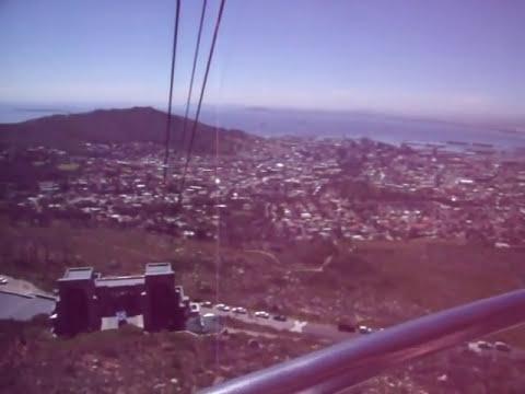 Cable Car – Table Mountain – Cape Town, SA
