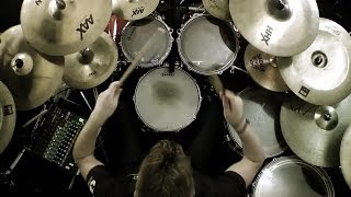 """SABATON - """"To Hell and Back"""" - Drumcover by Tim Zuidberg"""