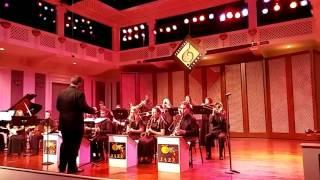 SMS Jazz band at Festival Disney
