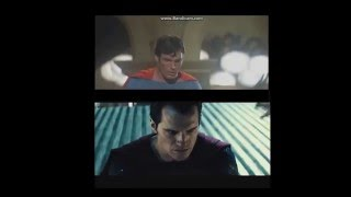 Comparison Video - Batman v. Superman: Keaton/Reeve
