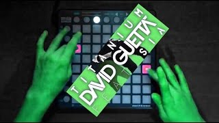 Titanium - David Guetta - (feat. Sia) - [Launchpad Cover]
