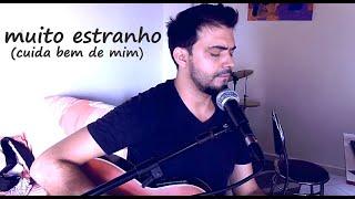 Muito Estranho (Cuida bem de mim) cover, Dalto, Clássicos MPB, por Adriel Fernandes