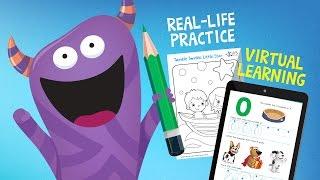 Interactive Worksheets: Preschool & Kindergarten Learning