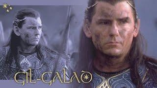 Gil-galad, o rei dos elfos de O Senhor dos Anéis