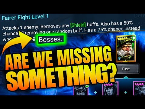 Hidden Signs for Future Content Sigmund the Highshield Fusion I Raid Shadow Legends