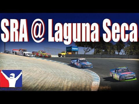 Download thumbnail for SRA Somewhere Saloon Truck Series @ Laguna