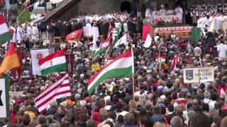 Csíksomlyó 2012 - Régi Székely Himnusz - HD videó