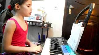 Joana Leal Fonseca cantando coqueiro da praia - take 2
