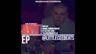 Little Cee Beats - The Governments Lie - AVIT EP