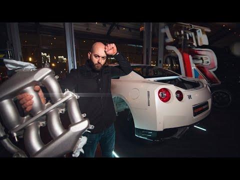 Как собрать 1500+ л.с. GT-R? Разобрать его!