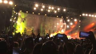 Travis Scott Mamacita LIVE Coachella 2017 weekend 1