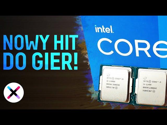 NIE WARTO DOPŁACAĆ! 👌 | Porównanie Core i5-11400 do i5-11600K w grach 1080P i 1440P!
