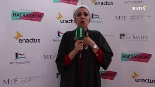 Hackathon Morocco Social Tech 2018 : Atelier Inspiration avec Jihane Labib