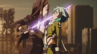 Get me out AMV nightcore (SAO)