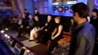 Westlife - Swear It Again TOTP (30-04-1999)