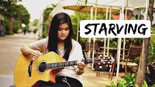 (Hailee Steinfeld) Starving - Josephine Alexandra   Fingerstyle Guitar Cover