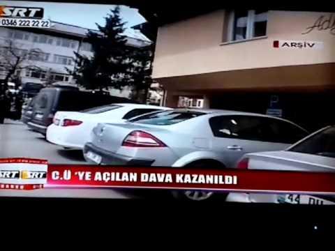 Sivas Cumhuriyet Üniversitesi Torpil Mağduru SRT Televizyonu
