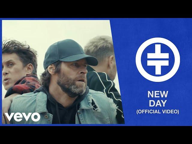 Videoclip oficial de la canción New Day de Take That