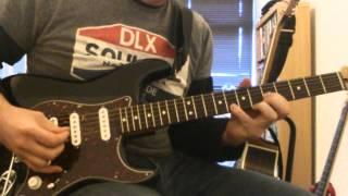 Calvin Harris - Feel So Close (Guitar Cover)