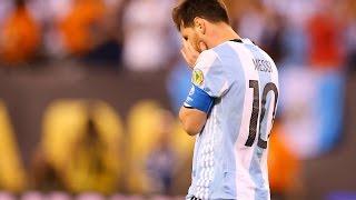 Lionel Messi | Copa America Highlights 2016 | HD